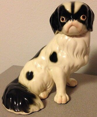 Vintage Classic Japanese Chin Masterpiece - A Quality Germany Style Dog Model!