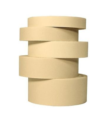 Pack Of 5 Rolls 50mm Masking Tape