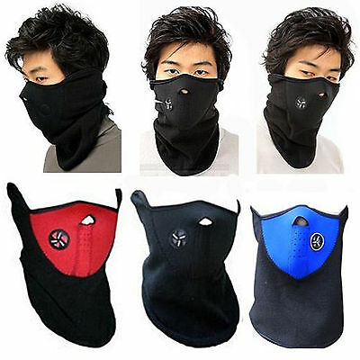Best Bike Motorcycle Ski Thermal Face Neck Warmer Mask Balaclava Outdoor Sport
