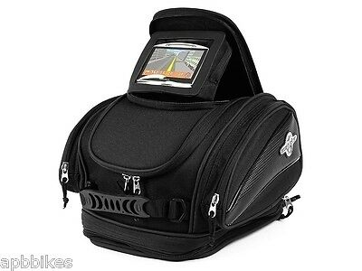 Motodry Moto Dry Motorcycle Tank Bag *navigator* Waterproof 27 Litre Storage Bag