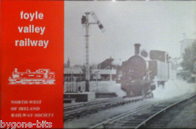 Foyle Valley Railway Booklet North West of Ireland Railway Society Trains