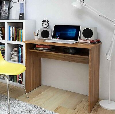 Computer Desk Table Office Workstation Study Writing Furniture Drawer PC UK post