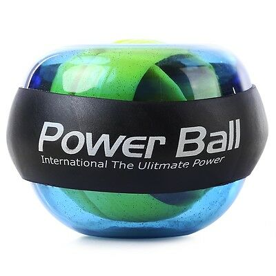 High Quality Wrist Power Ball Roller Arm Exercise Gyroscope Force Strengthener