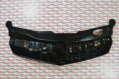 GENUINE Vauxhall ASTRA H VXR - FRONT RAD GRILL / GRILLE MOULDING - NEW 93186690