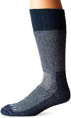 Carhartt Mens Extremes Cold Weather Boot Socks Navy Acrylic Wool Shoe: 6-12