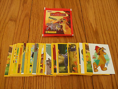 Panini Disney Lion Guard Stickers - Qtys Of 5, 10, 20, 30 Loose Stickers