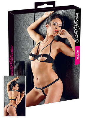 COTTELLI COLLECTION LINGERIE Set con Reggiseno BH Minimal Set 85B L TG 85B - XXX