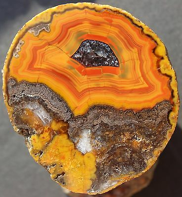 TOP-Achat, agate CHINA, Traditional mine; agate_bay