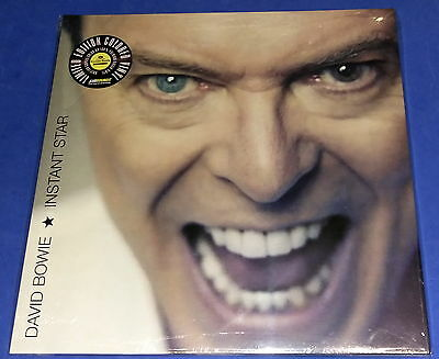 DAVID BOWIE _Instant Star (LP) Rarities 1994-2005.-GATEFOLD YELLOW VINYL sealed