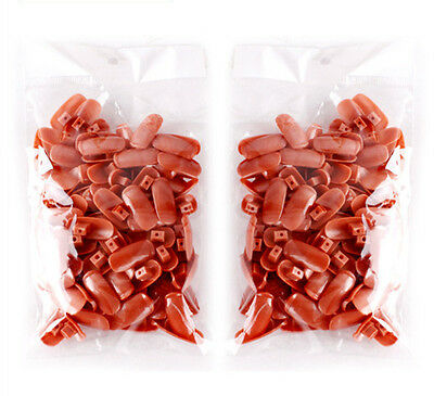 UK Nail Training Hand 100 Replacement Tips