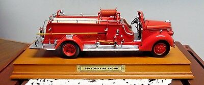 Franklin Mint, 1938 Ford Fire Engine