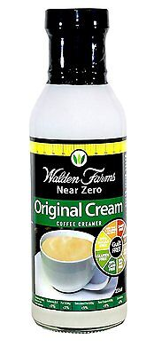 Walden Farms Original Cream Coffee Creamer - 12 oz (355 mL)