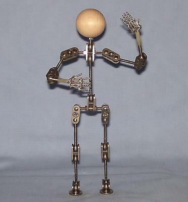 Model Armature kit for animation, stop motion or just fun.