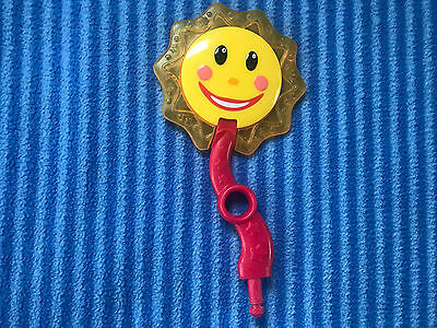 Baby Einstein Musical Motion Jumperoo Smiling Sun Toy Replacement Part