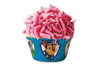 Paw Patrol Paper Cupcake Cases 50 Pack