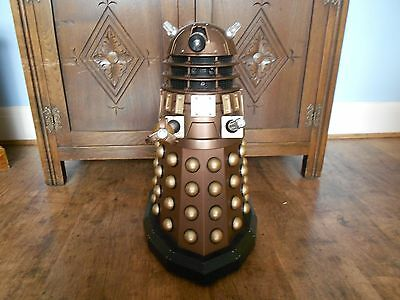 Dr Who dalek 18 inch interactive assault for christmas !