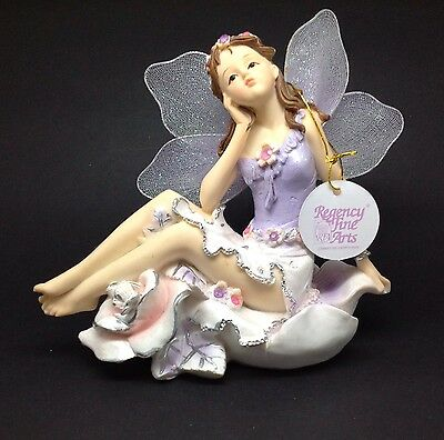 Regency Fine Arts Fairy Fantasy Collection R40533 Boxed New