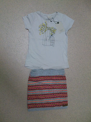 Girls Zara & H&m Outfit Brand New Age 4 - 7