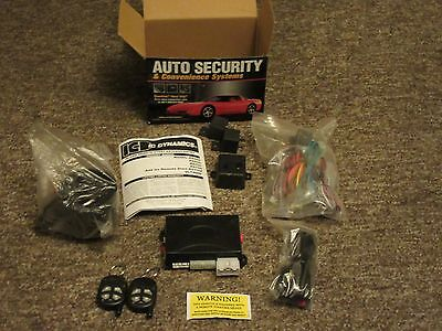 Icd Auto Security & Convienience System Alarm, Keyless Entry, Remote Start