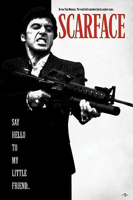 Maxi Poster Scarface
