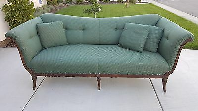 Antique but comfy couch!