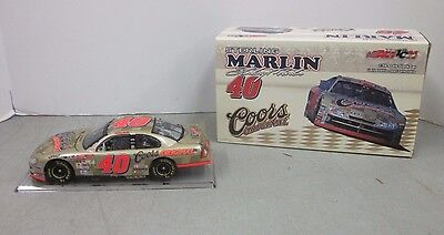 Sterling Marlin Action 1/24 2002 Coors Nascar #40 Dodge Intrepid R/T NIB Model
