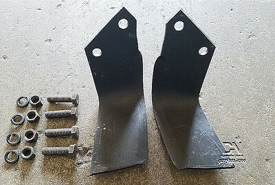 Agric Roto-Cultivator Tines for BM/BMS Series Tiller 324/BM 325/BM with Bolts