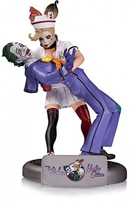 The Joker and Harley Quinn DC Collectibles DC Comics Bombshells 2nd Edition NEW!