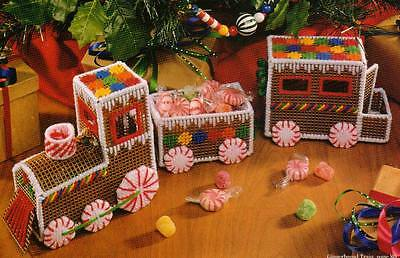 How to make a candy train.