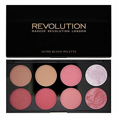 Makeup Revolution Ultra Blush and Contour Palette - SUGAR AND SPICE by Makeup Re