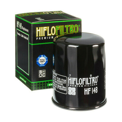 HI-FLO OIL FILTER HF148 FOR YAMAHA FJR1300 FJR1300 A ABS FJR1300 AS Automatic