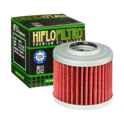 HI-FLO OIL FILTER HF151 FOR BMW F650 Funduro GS Dakar ST Strada | G650 GS Sertao