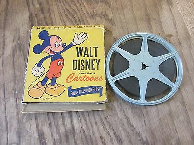 Mickey Mouse Film 2123 C 8MM Disney Mickey Mouse and the Giant