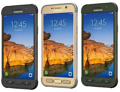 Samsung Galaxy S7 Active SM-G891A  UNLOCKED AT&T 32GB Android Smartphone