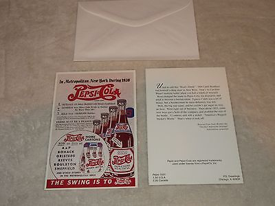 19 'have A Pepsi Day' Greeting Cards Brand New