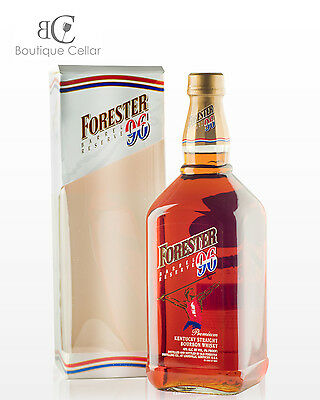 1996 Forester Barrel Reserve Kentucky Bourbon 1000ml in Box