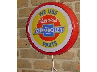 NEW Plastic wall mount Chevrolet Genuine Parts