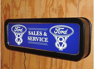 NEW Ford Light Box