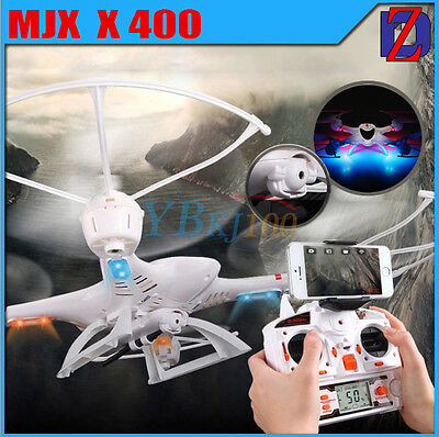 MJX X400 2.4GHz 6 Axis Gyro RC Quadcopter with 3D Roll Stumbling Function Drone