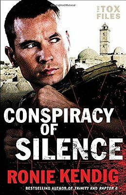 Conspiracy of Silence (The Tox Files)  by Ronie Kendig(Paperback)