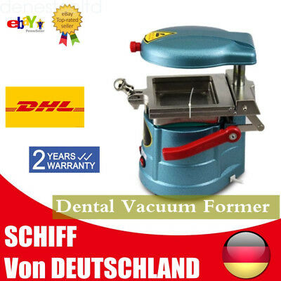 Dental Vacuum Former Tiefziehgerät Thermoformer Vakuumformer Molding Machine HOT