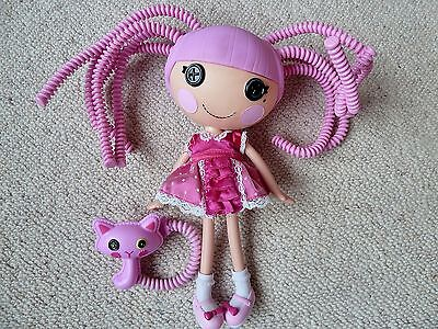 Lalaloopsy Silly Hair Doll With Pet