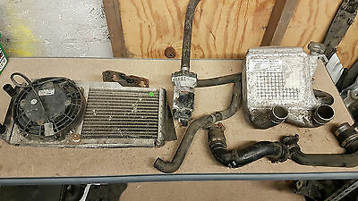 Smart Roadster Brabus Turbo Charge Cooler