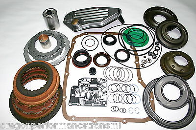 68RFE 4x4 2007-up Master Rebuild Kit Transmission Overhaul Dodge Clutches Steels
