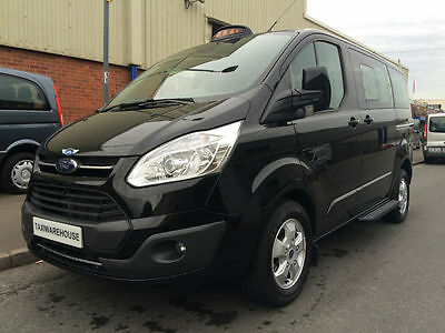 Ford Transit 2.0 Euro 6 Taxi 2016 (66)