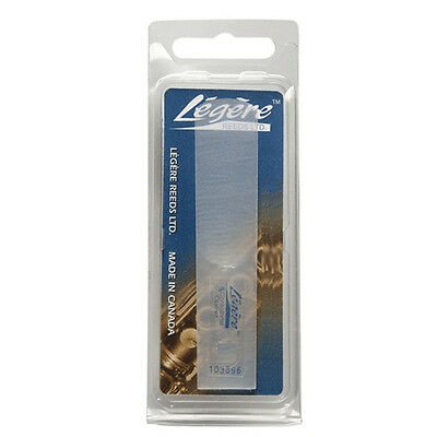 Legere Alto Saxophone Reed strength 3.75
