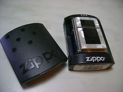 Accendino  Lighter Zippo Mosaico Madreperla Modello 250-152331 New