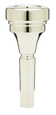 Denis Wick Tenor Horn silver plated mouthpiece 4