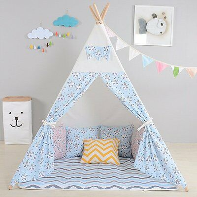 Children's Teepee Tents. Kids Premium Tipi Wigwam Play house By Integrity Co