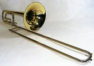 Conn Single Rotor 'Symphony' Bass Trombone (Pre-owned)